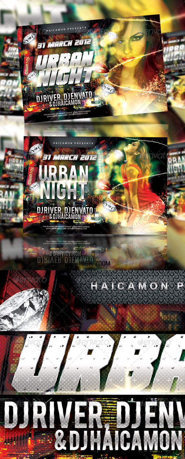 Urban Soul Night Party - Clubs & Parties Events