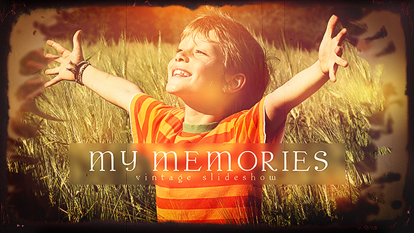 VideoHive My Memories 19600843