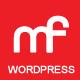 MF - отзывчивая тема для любых бизнес-целей на WordPress