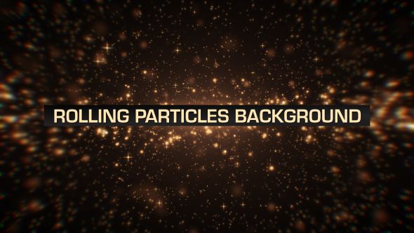 VideoHive Particles Loop Background 19601179
