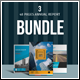 48 Pages Annual Report Template Bundle - 1