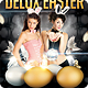 Deluxe Easter Flyer - GraphicRiver Item for Sale