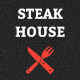 Steak House — PSD Template
