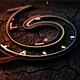 Dark Grunge Logo