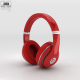 Beats by Dr. Dre Studio Over-Ear Headphones Red