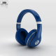 Beats by Dr. Dre Studio Over-Ear Headphones Blue