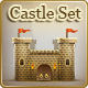 Castle Set - GraphicRiver Item for Sale