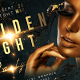 Golden Night Party Flyer