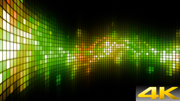 VideoHive Dance Lights Wall 19605954