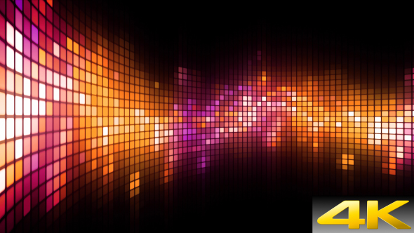 VideoHive Party Dance Lights Wall 19605964