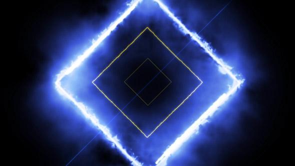 VideoHive VJ Rhombus 1 19606398