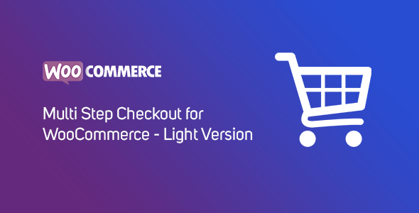 Multistep Checkout for WooCommerce (WooCommerce)