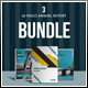 48 Pages Annual Report Template Bundle - 2