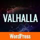Valhalla - A Responsive WordPress Blog Theme