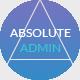 Absolute - Bootstrap/Angular Admin/Dashboard Template