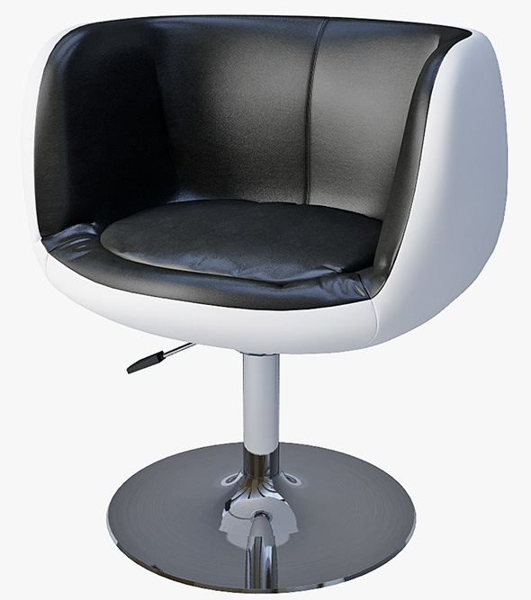 Bar chair CH-5032/Cup - 3DOcean Item for Sale