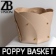 Poppy Basket