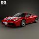 Ferrari 458 Speciale 2013