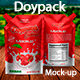 Doypack Mockup