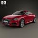 Audi TT (8S) S coupe 2015