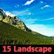15 Landscape Lightroom Presets