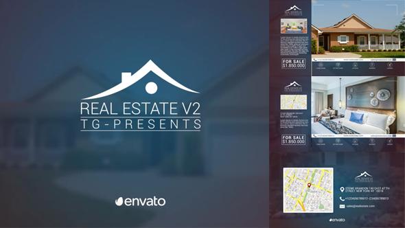 VideoHive Real Estate V2 19613062