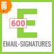 600 Email Signature