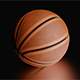 High Detailed Basketball Ball