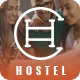 City Hostel | Travel & Hotel Booking Theme