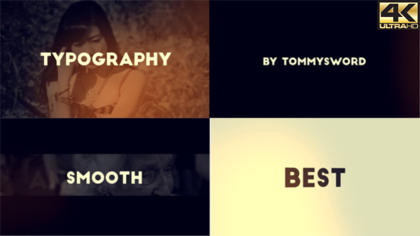 VideoHive Fast Typography 19613701