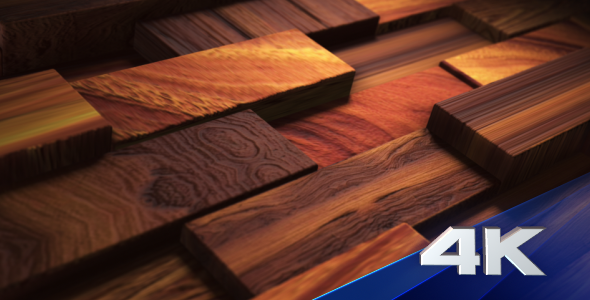 VideoHive 4K Wood Background 04 19613715
