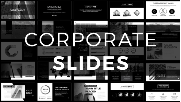 VideoHive The Corporate 19614448