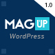 MagUp - Build Your Article Writers Community with Modern Styled Magazine WordPress Theme