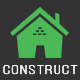 Construct - Construction Renovation Building Business WordPress Theme