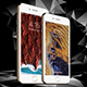 Phone 7 & Plus Mockups