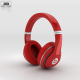 Beats by Dr. Dre Studio Wireless Over-Ear Red