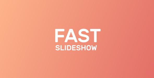 VideoHive Fast Slideshow 19616359