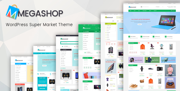 JMS Megashop - Multipurpose Responsive WordPress Theme