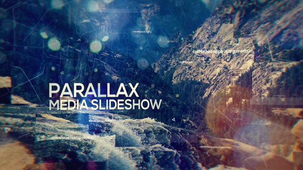VideoHive Parallax Media Slideshow 19617382