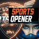 Download Sports Opener from VideHive