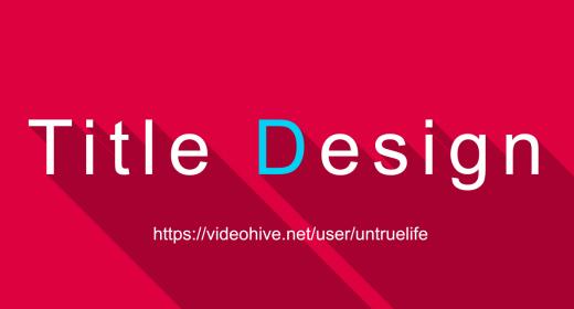 Title design