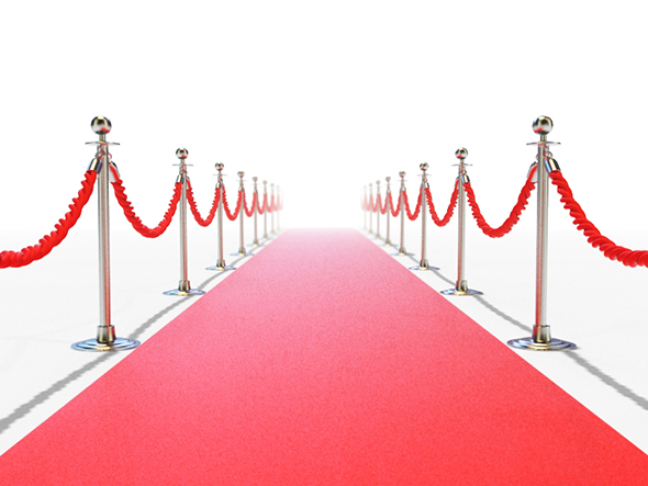 3DOcean Red Carpet 19618387