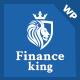 Financial King Corporate WordPress Theme - Finance WP