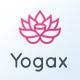 Yoga X - Yoga  <hr/> Pilates &#038; Meditation WordPress Theme&#8221; height=&#8221;80&#8243; width=&#8221;80&#8243;> </a> </div> <div class=