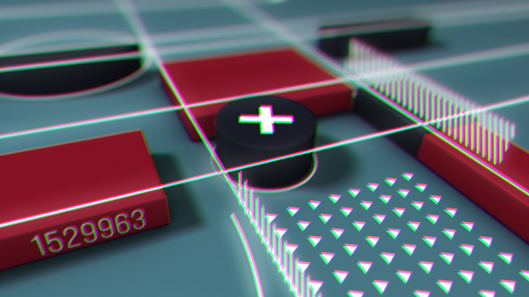 VideoHive Abstract 3D Logo 19621192
