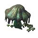 Game Model - poison Valley scene - poisonous mushroom