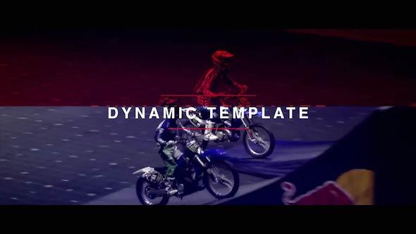 VideoHive Dynamic Opener 19623655