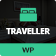 The Traveller - Hotel WordPress Theme