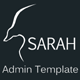 Sarah Admin - Bootstrap Administrator Template