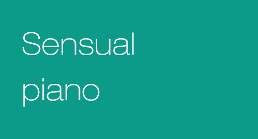 Sensual Piano